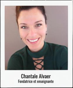 Chantale Alvaer - Fondatrice SOSprof et Enseignez au suivant