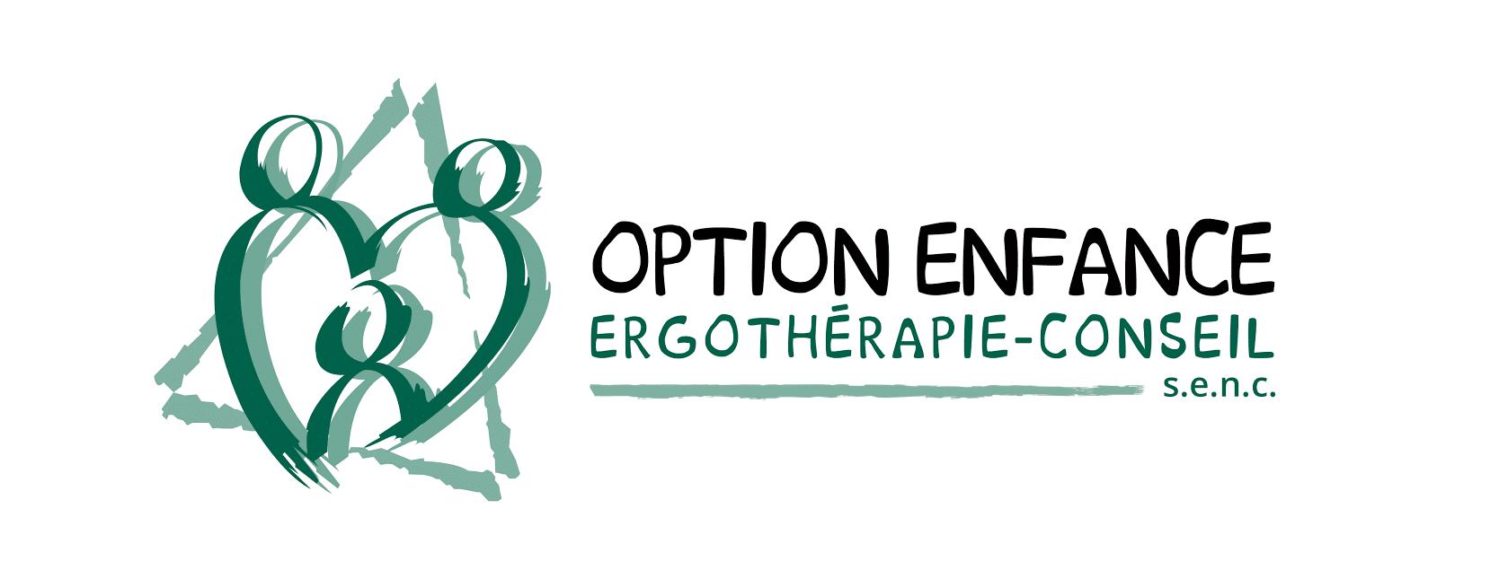 option enfance ergothérapeutres