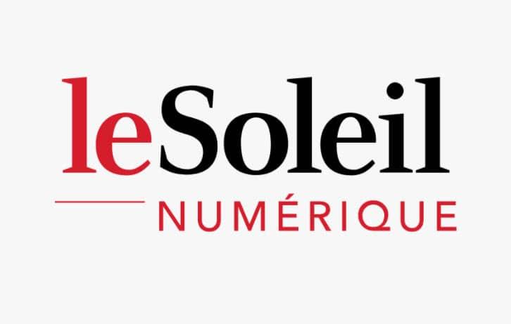 Journal numérique Le Soleil collaboration SOSprof SOSteacher