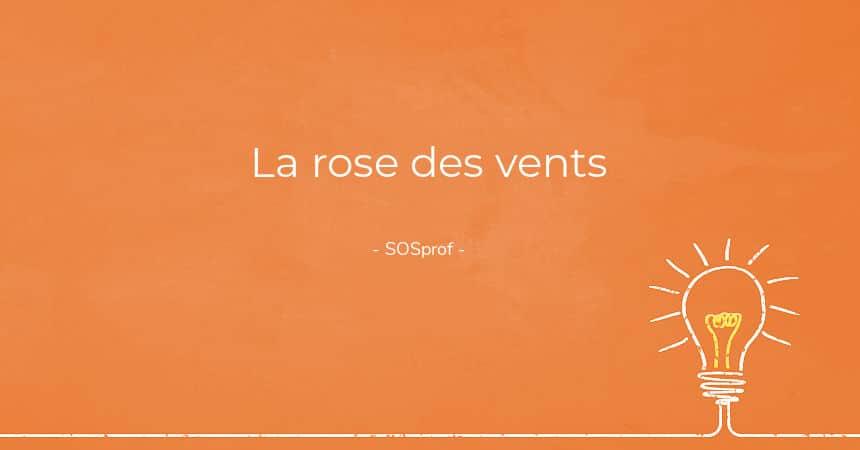 La rose des vents-sosprof